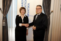 Croatian Employers' Association and Transparency International Croatia  to sign an Agreement on business collaboration