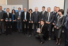 Croatian Employers' Association:  CSR for ALL Project's Award Ceremony